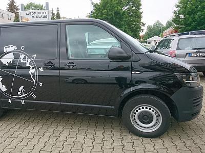 VW T6 Transporter